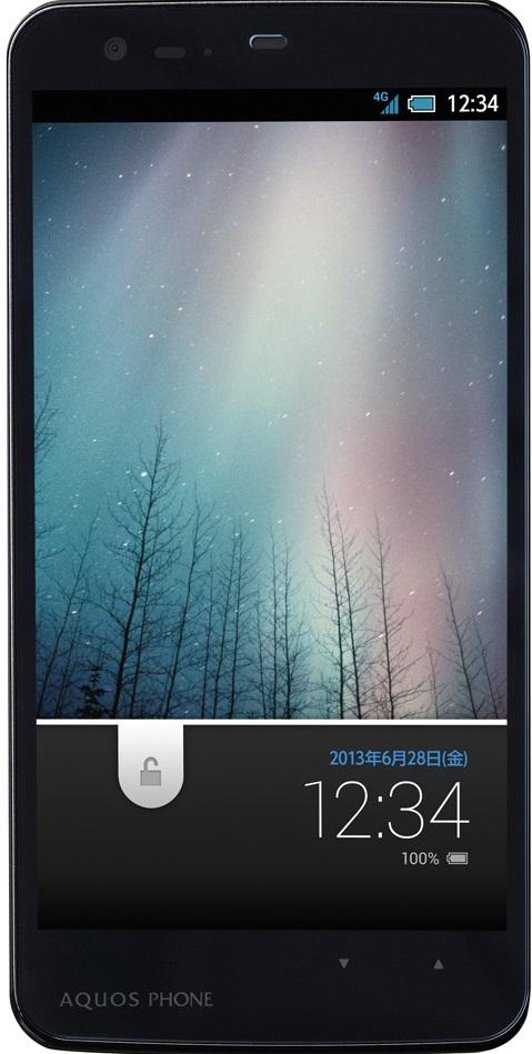 AQUOS PHONE Xx 206SH