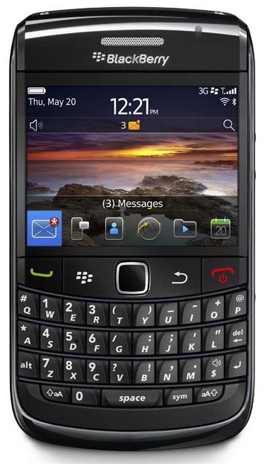 Black Berry Bold9780