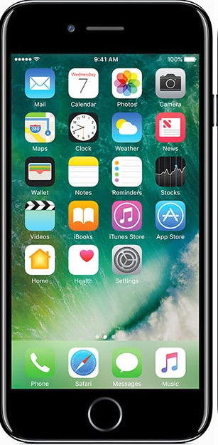 iPhone7 32GB au