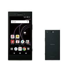 Xperia TM XZ1 Compact SO-02H